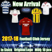 Cheap football shirt thailand quality, futsal soccer jersey grade original quality, sublimation soccer jersey custom