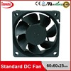 Standard SUNON 6025 60mm 60x60 Laptop 12V DC Axial Flow Computer Case Cooling Fan 60x60x25 mm (EE60251B1-0000-999)