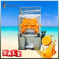 Hot selling in US with carton package orange juice presser hot sale