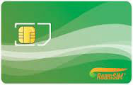 PREPAID ROAMING SIM CARD FOR VOICE, TEXT & DATA COMMUNICATION (various versions)