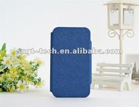 Cross skin Card Slot Stand Leather Case for Samsung Galaxy Note2 N7100