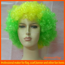 world cup germany fan wig