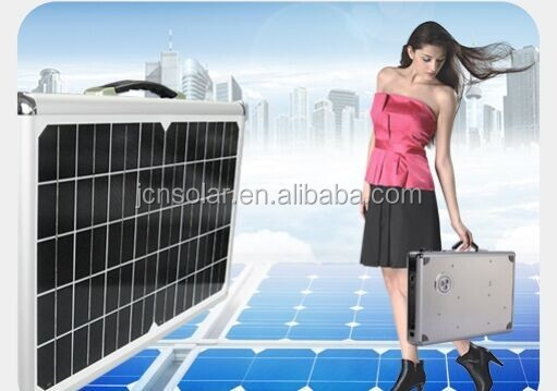 home use small portable solar power system solar electricity generator