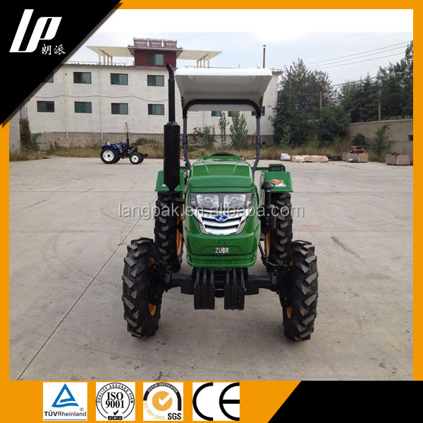 China newest 25hp 4WD small farm traktor 4x4 mini tractor price list