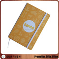 customize A5 / A6 hardcover Notebook with elastic band / ribbon / Pocket