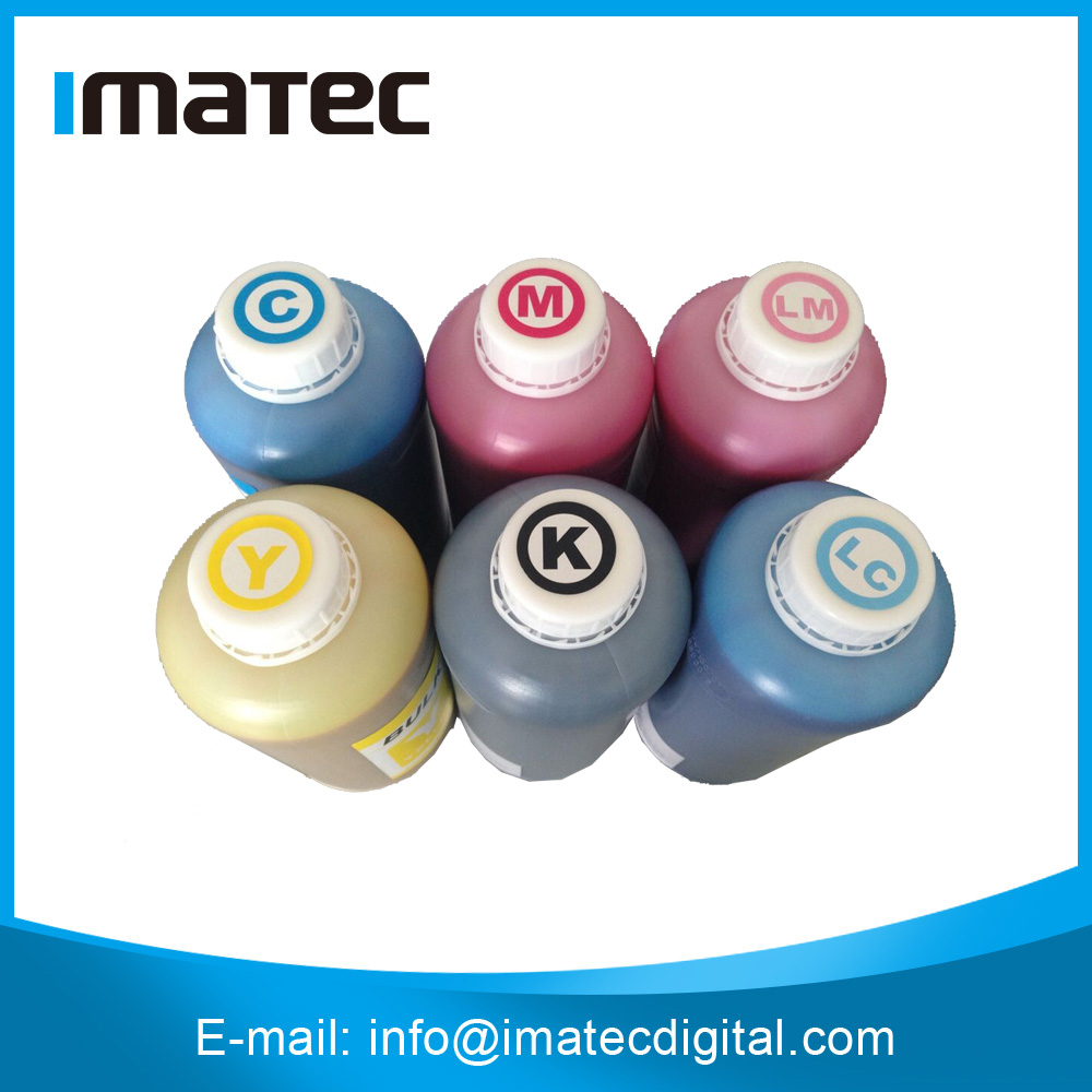 Wholesale One Liter Wide Format Dye Sublimation Printing Ink For Epson DX-4/5/6/7 Printer Head