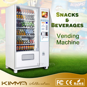 OEM and ODM vending machine from top China manufacturer
