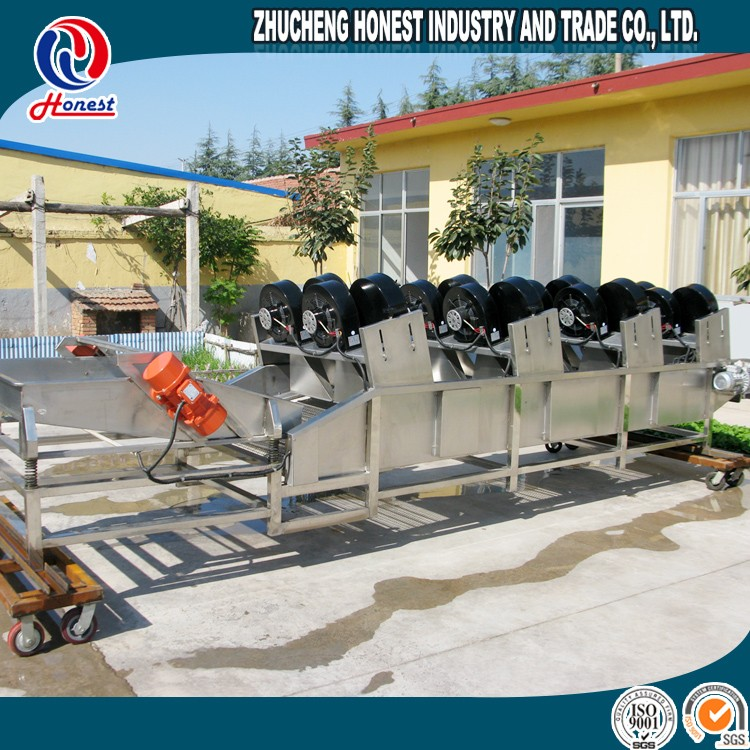 Commercial Infrared Vegetable Drying Machine/Infrared Fruit and Vegetable Drying Equipment