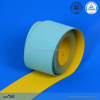 2.5MM thickness light green and yellow hot sell China conveyor belt fasteners manufacturers
