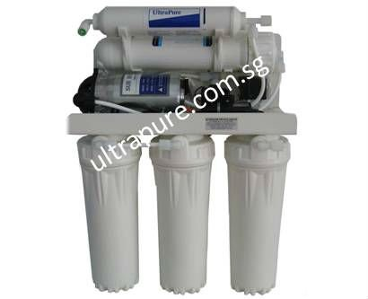 5 Stage Reverse Osmosis System - Residential