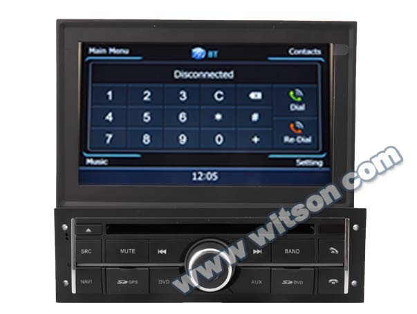 WITSON MITSUBISHI <strong>L200</strong> 2010-2012 AUTO CAR <strong>DVD</strong> GPS WITH A8 CHIPSET DUAL CORE 1080P