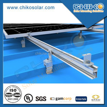 Metal Roof Tin Roof Aluminium Clamps for Solar Racking