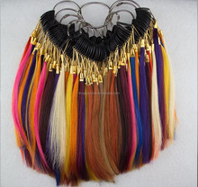 36 color ring human hair color ring DIY color chart