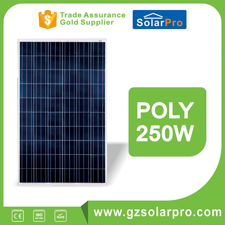 260wp solar power panel, 260wp solar pv module, 260wp sollar panel