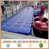 China Manufacturer easy installation HDPE large floating cube