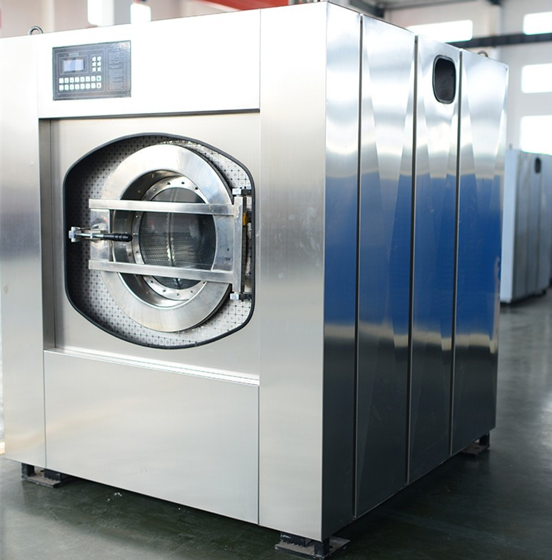 leather dry-cleaning machine