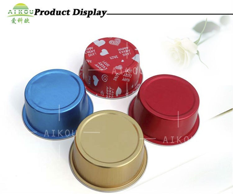 Disposable Food Warmers ~ Wholesale disposable camping food warmer aluminum cups