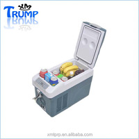 15L Mini DC Portable Car Freezer Fridge