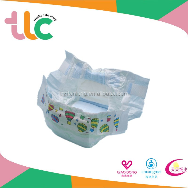 Hot sale soft and absorbent libero baby diapers manufacturer in quanzhou