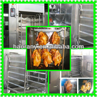 factory supply meat processing equipment Chicken smoke house for sale