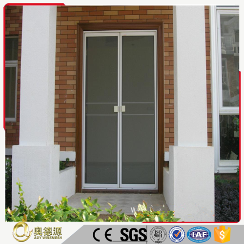 High quality stainless steel window and door security screen/security wire mesh for window