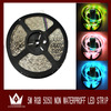 Beautiful 5m 300 LED 5050 SMD 60 LED per meter Non waterproof LED Flexible Strip wholesale