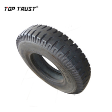 High quality 400-8 lug pattern new tire used for motorcycle & wheel barrow