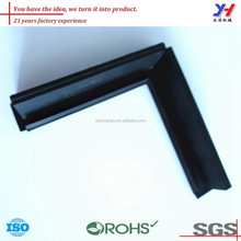OEM ODM customized auto windshield rubber seal strip/durable bus window rubber seal