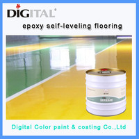 High Performance penetrative primer paint coating for floor