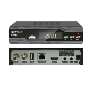 New arrival SKS IKS IPTV HD Satellite Receiver decoders with chipset Ali3526 SKYSAT S2020 for South America
