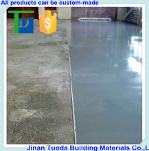 Simple construction factory workshop warehouse floor hardener and cement glue