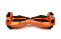 Orange Electric Self Balancing Scooter Bluetooth With 700w Motors