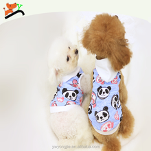 2016 XXX Pet Clothes For Teddy XXXS Dog Vest For Small Punny Dogs