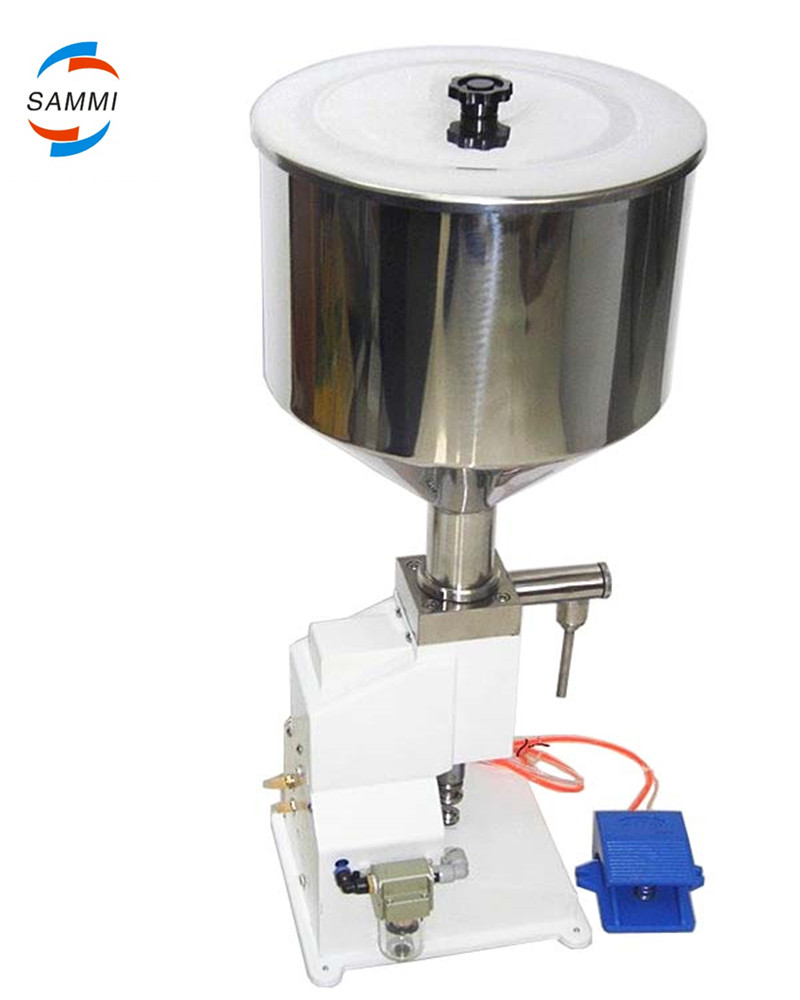 CE approved newest design hot sale cream cup filling machine