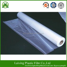 4 mil new material Clear Polyethylene Sheeting
