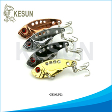 3.5cm,3.2g vibration lures custom lure baits metal blade lures