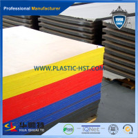 Decorative poly methyl methacrylate sheets plastic