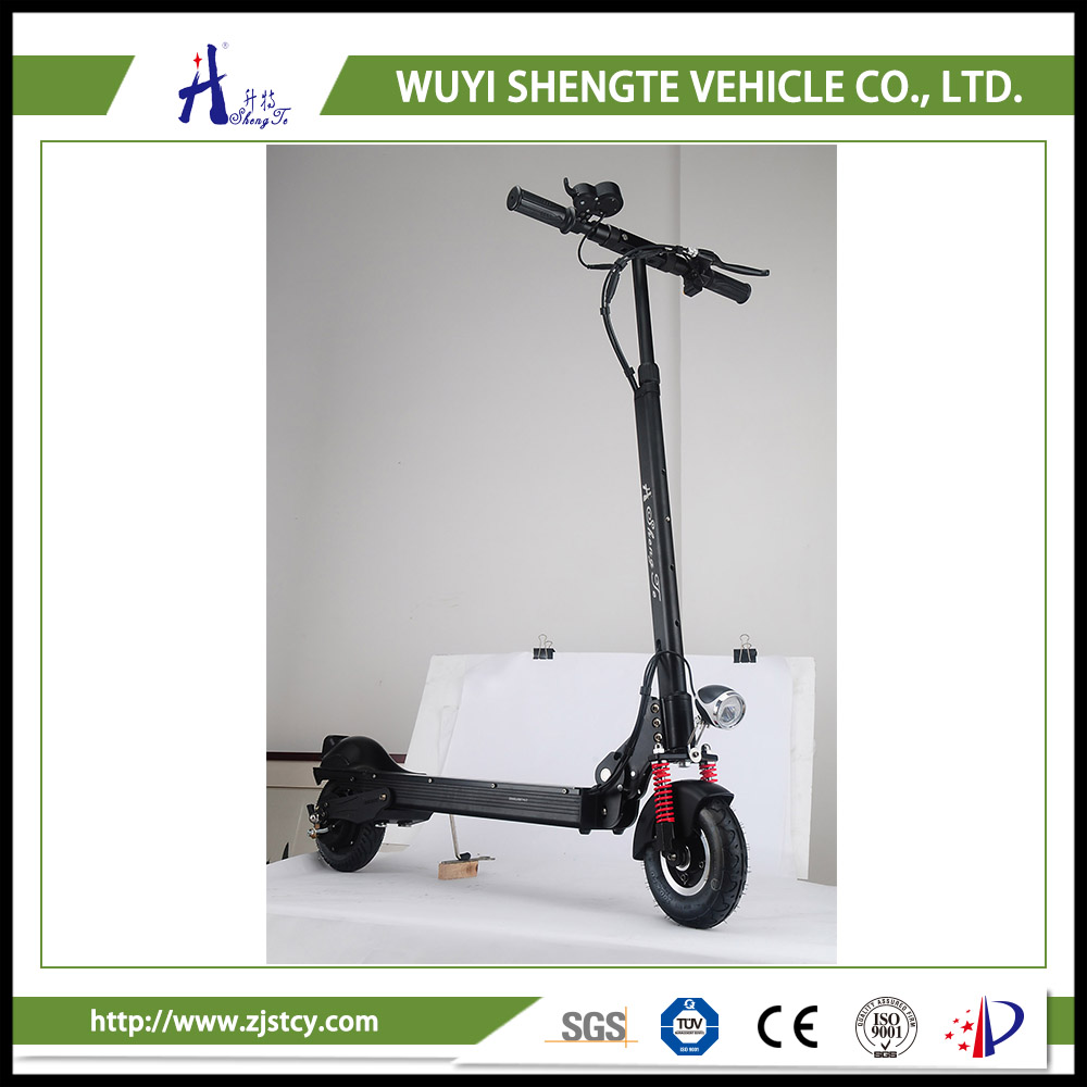 36v 8inch led light electric balance scooter / e-scooter