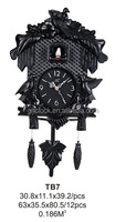 2016 Home Decor Cuckoo Wall Clock (TB7)