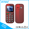 1.77inch 3G WCDMA senior cell phone with SOS Buttons