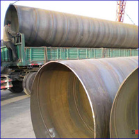 Spiral steel pipe used in vapor