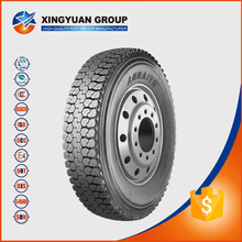 excellent driving stability radial tire design 11R22.5 truck tire