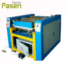 Manual pictures printing non woven shopping bag / pp woven sack printing machine / multicolor printing machine for non woven bag