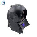Performance excellence hands free laser barcode scanner