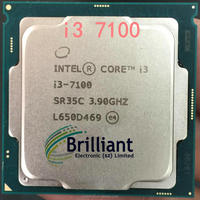Intel Core i3 7 series Processor I3 7100 I3-7100 CPU LGA 1151