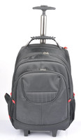 rolling laptop backpack business coputer trolley bags