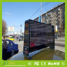 P5mm 3G/wifi LED Taxi Top Advertising,LED Taxi Top,taxi roof top advertising signs