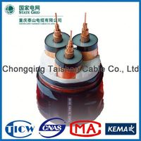 Factory Wholesale 15kv 3x240mm metal oxide lightning arrester
