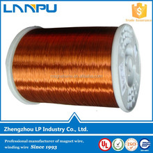 Enameled Coated Copper Coil Wire Enameled Copper Magnet Wire 0.09mm 0.6mm