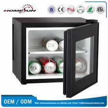 electric minibar / no noise personalized mini fridge